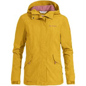 VAUDE Rosemoor Jacket Women, amarillo